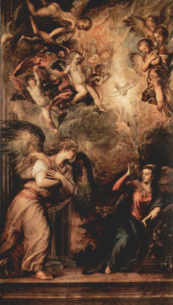 Annunciazione Tiziano