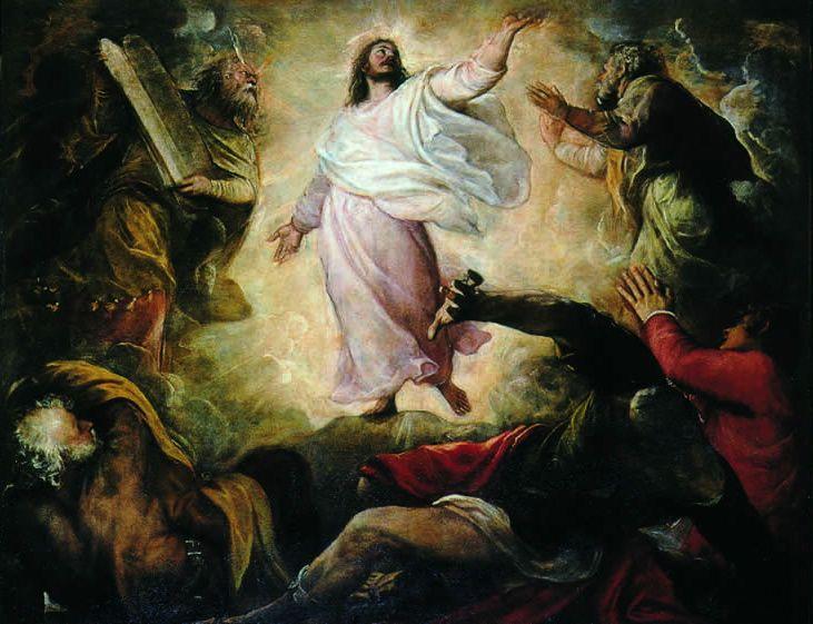 Trasfigurazione Tiziano
