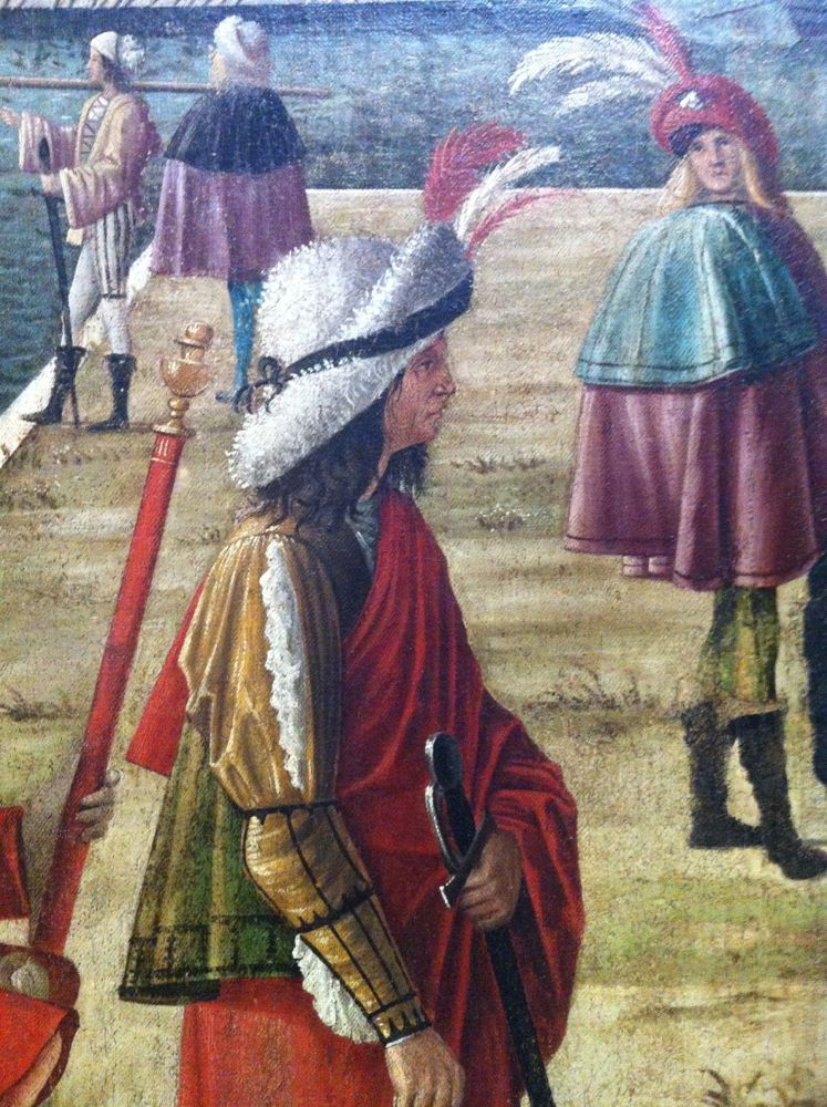 15th Century Fashion In The Paintings At The Accademia