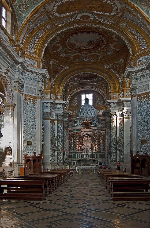 Jesuits, interior