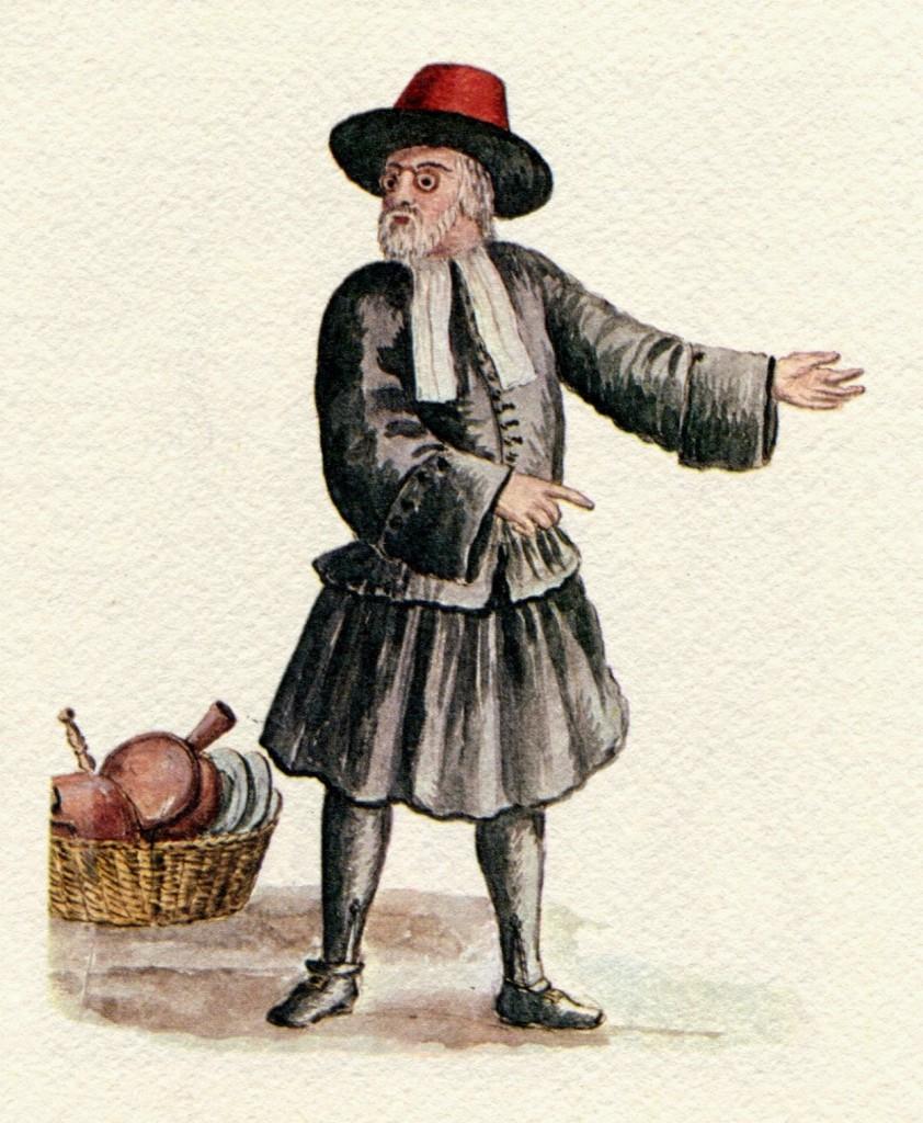 Grevembroch Jewish Peddler