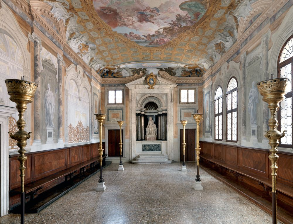 The private church of the Doge, courtesy of the Venice Museum Foundation (MUVE)